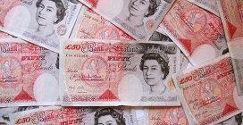 """""""50-фунтовая банкнота Великобритании"""