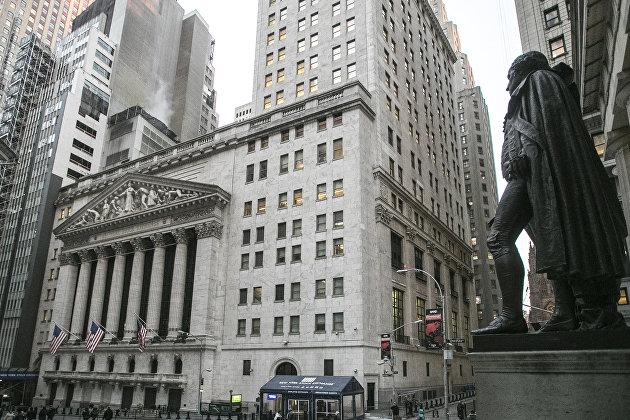 """"""" Фондовые биржи США"""