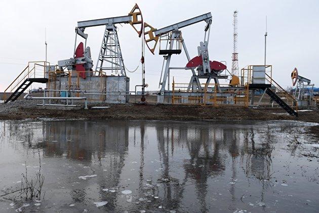 """ Работа нефтяных станков - качалок"