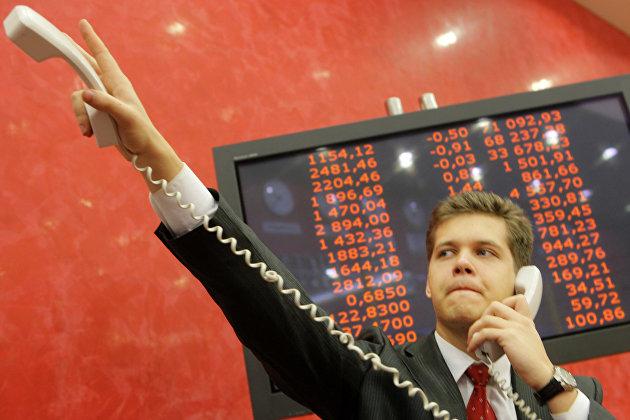 Работа биржевого трейдера