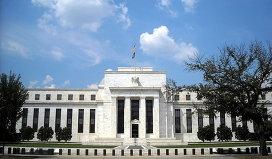 """"""" Главное здание ФРС США"""