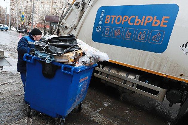 С 1 января стартовала программа раздельного сбора отходов