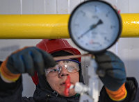 Проверка состояния газовых труб