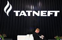 """Эмблема нефтяной компании """"Татнефть"""""""