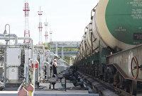 Ж/д перевозка нефти и нефтепродуктов