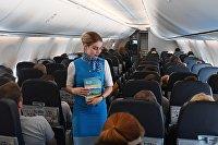 Первый рейс авиакомпании «Победа» из Москвы в Горно-Алтайск