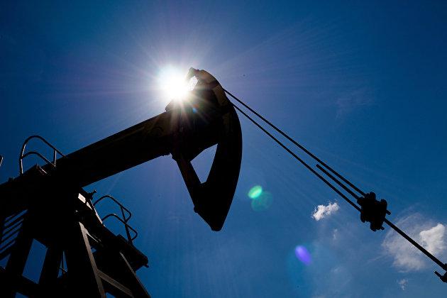 Нефтяной станок-качалка