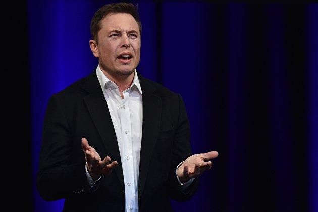 Предприниматель и основатель SpaceX Илон Маск