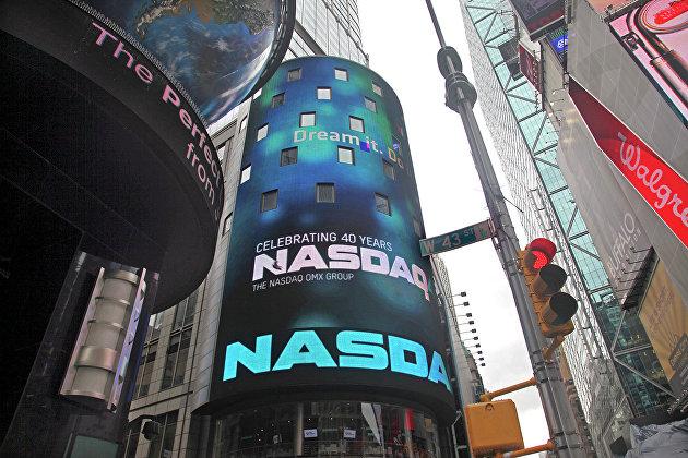 Индекс высокотехнологичных компаний NASDAQ