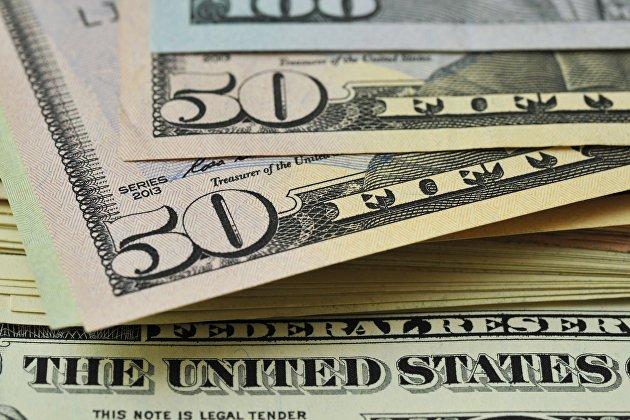 Банкноты номиналом 50 долларов США