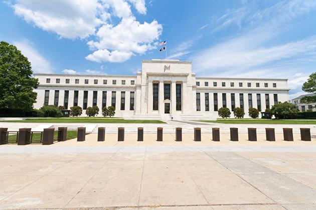 Здание ФРС США