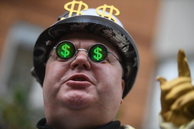 Доллар и его риски