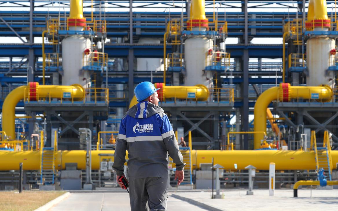 Газокомпрессорная станция «Славянская» газопровода «Северный поток-2»
